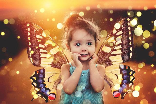 imaginación niños