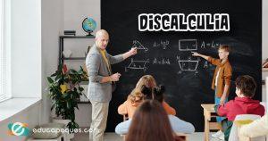 discalculia en el aula