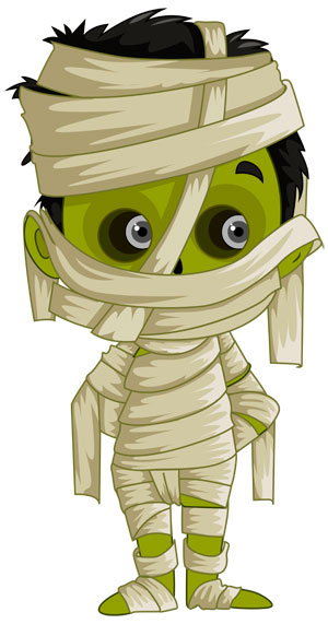 Juego de la momia