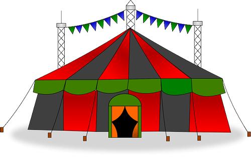 el circo, juego cinestesico-corporal