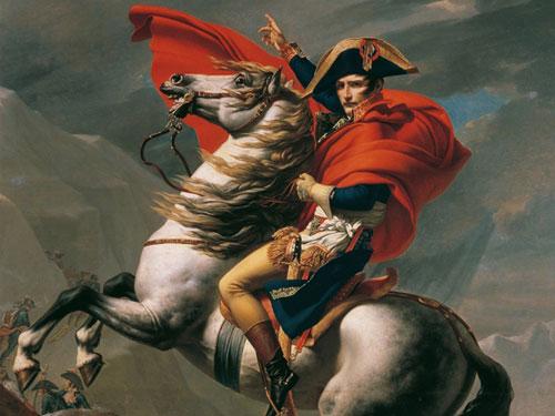 vida de Napoleón