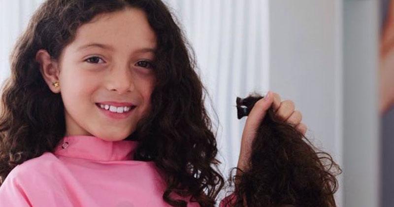 perdida de pelo en niños