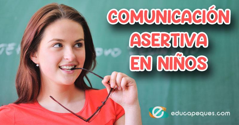 comunicación asertiva en niños