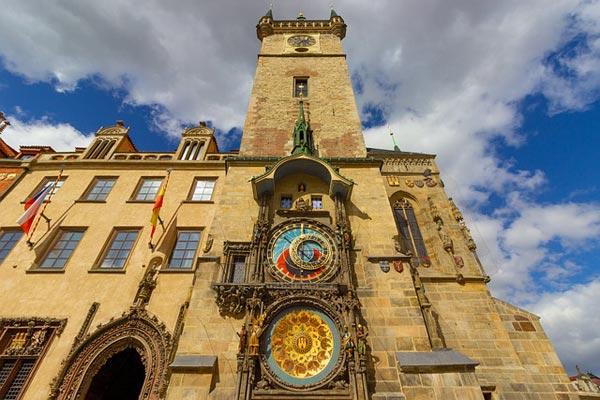 Horologe de Praga