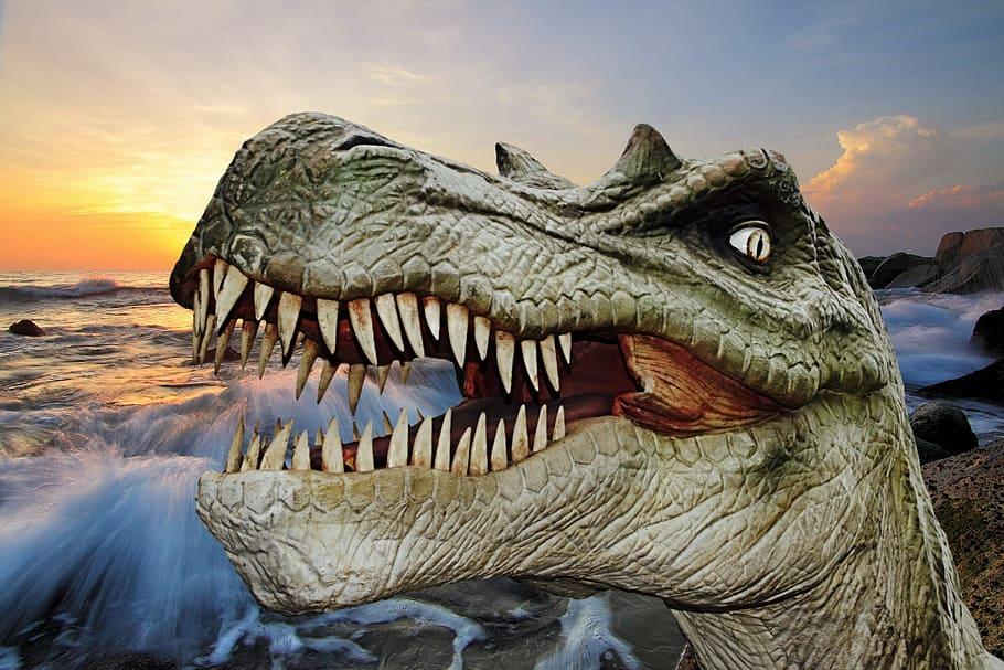 Características del Tiranosaurio Rex