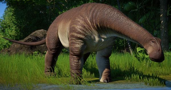 Nigel el dinosaurio con 500 dientes