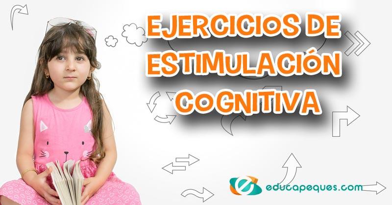 Ejercicios de estimulación cognitiva