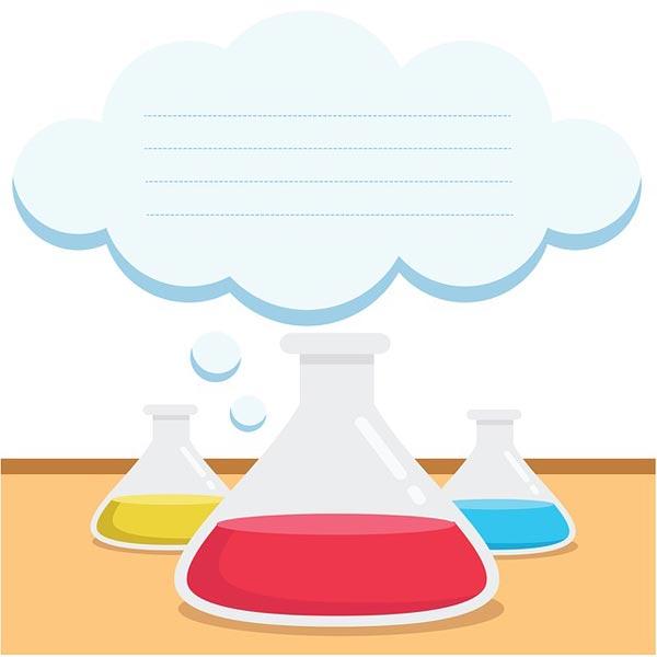 experimentos de ciencias para niños: Encerrar una nebulosa en un tarro