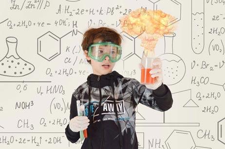 experimentos de ciencia en casa: Bolsa anti fugas