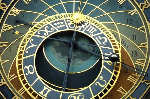 mecanismo del reloj de Praga