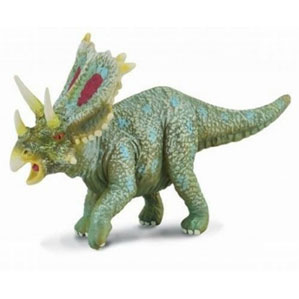 Dinosaurios con cuernos en la cabeza: Chasmosaurus