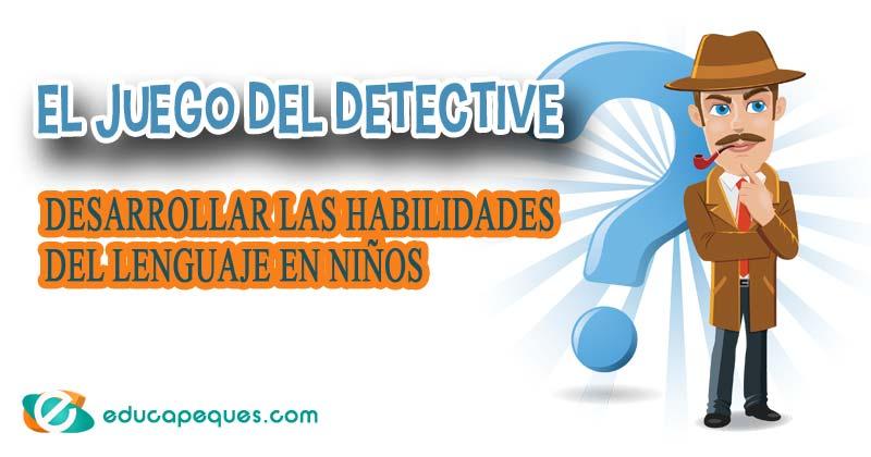 Juego del detective