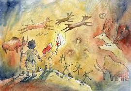 Desarrollo de las artes en el paleolítico