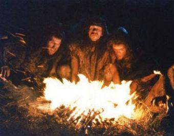 Formas de hacer fuego en la prehistoria