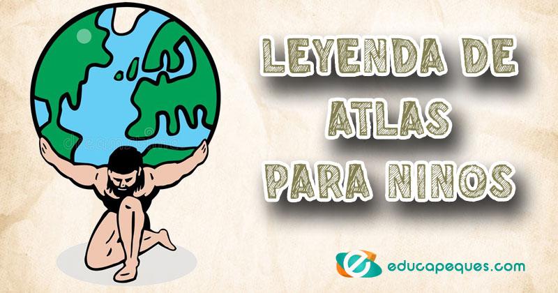leyenda de atlas
