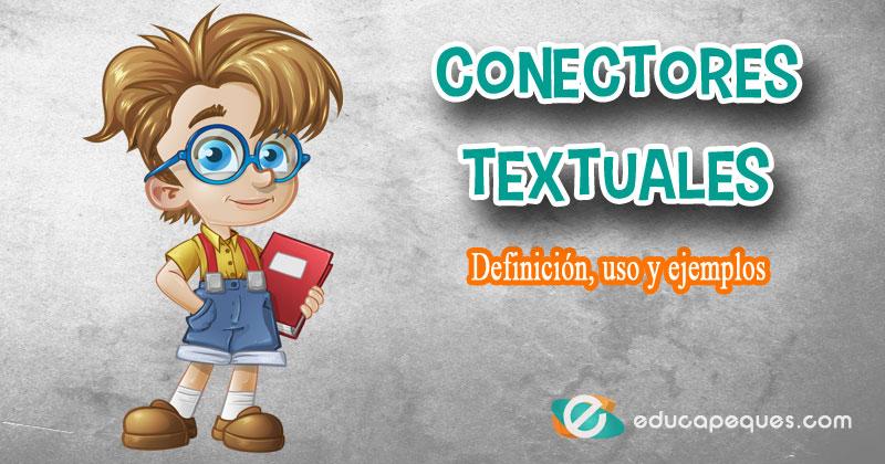 conectores textuales