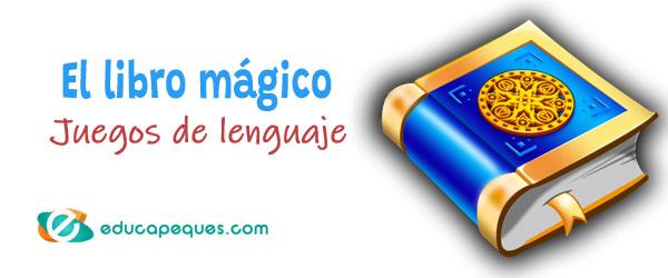 juego de lenguaje, el libro mágico