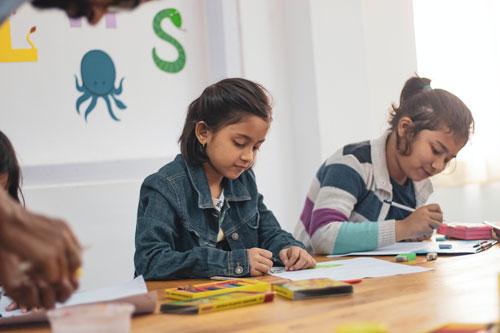 Características de niños con problemas de aprendizaje